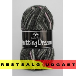 Knitting Dream 03 Grå/Lilla