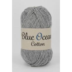 Blue Ocean Cotton 03  L.Grå