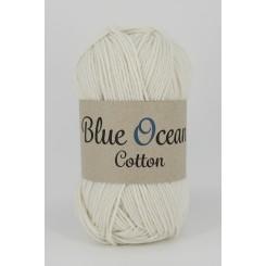 Blue Ocean Cotton 05 Råhvid