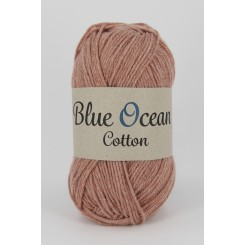 Blue Ocean Cotton 38 Terrakotta