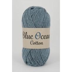 Blue Ocean Cotton 68 Denimblå