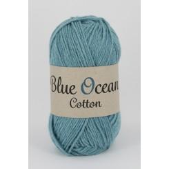 Blue Ocean Cotton 78 Aqua