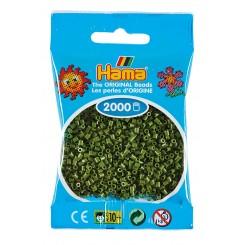 Hama Mini nr. 84 Oliven
