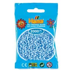 Hama Mini nr. 97 Pastel Isblå