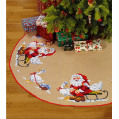 Juletræstæppe 45-0290