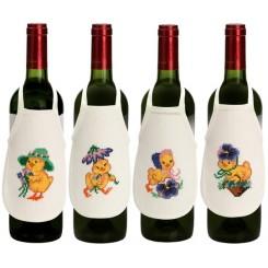78-8556 Påske Flaskeforklæde