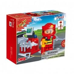 Brandmandssæt Microæske nr. 8318