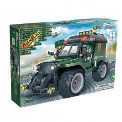 Militær Jeep nr. 8255