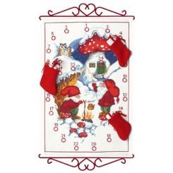 Julekalender 34-1545