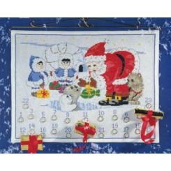 Julekalender 43354
