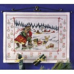 Julekalender 58206