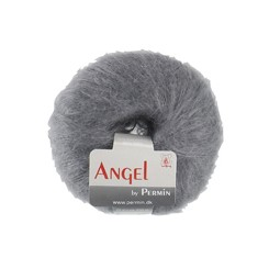 Angel Mohair 09 Grå