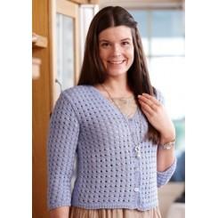 Bonnie TEST Trøje med hulmønster