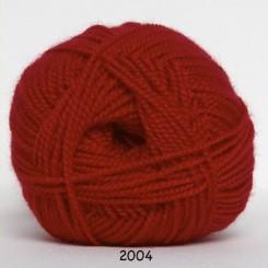 Perleacryl 2004 Mørk Rød