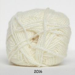 Perleacryl 2016 Råhvid