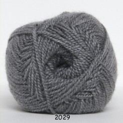 Perleacryl 2029 Mørk Grå