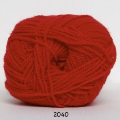 Perleacryl 2040 Rød