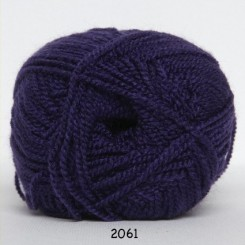 Perleacryl 2061 Mørk Lilla