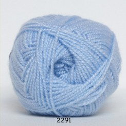 Perleacryl 2291 Lys Blå