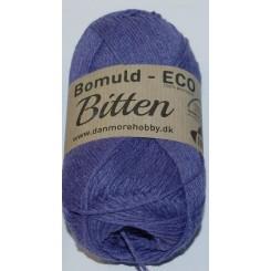 Bitten   5 Violet ECO - 100% Økologisk bomuldsgarn