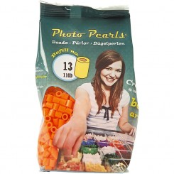 PhotoPearls 13 Klar Orange