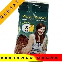 PhotoPearls 27 Chokoladebrun