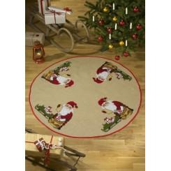 Juletræstæppe 45-0229