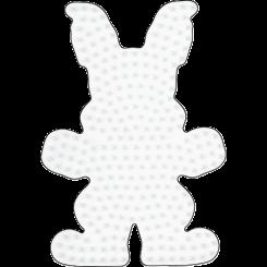 Nr. 237 HAMA Midi Stiftplade Kanin