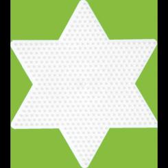 Nr. 269 HAMA Midi Stiftplade Stor Stjerne
