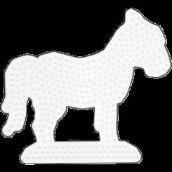 Nr. 281 HAMA Midi Stiftplade Hest