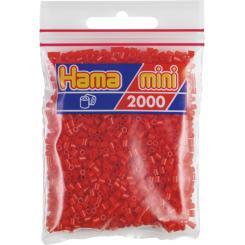 Hama Mini nr. 5 Rød