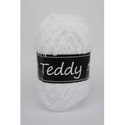 Teddy 01 Hvid