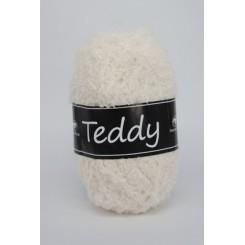 Teddy 02 Råhvid