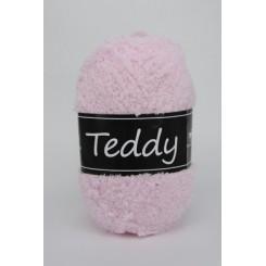 Teddy 03 Lys Rød