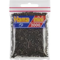 Hama Mini nr. 12 Mørkebrun