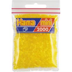 Hama Mini nr. 14 Transperant Gul