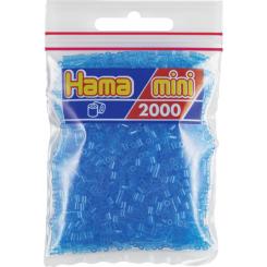 Hama Mini nr. 15 Transperant Blå