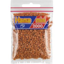 Hama Mini nr. 21 Lysebrun