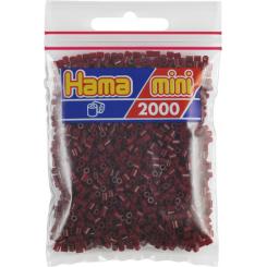 Hama Mini nr. 30 Rødbrun