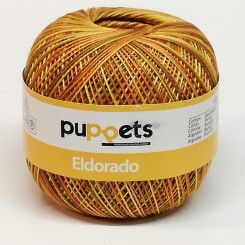 Puppets Eldorado nr. 06 / farve 0134