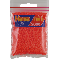 Hama Mini nr. 33 Neon Cerice