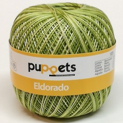 Puppets Eldorado nr. 06 / farve 0082
