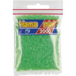 Hama Mini nr. 37 Neon Grøn