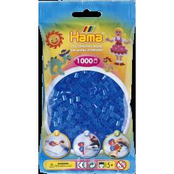 Hama Midi nr. 15 Transparant blå