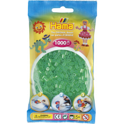 Hama Midi nr. 16 Transparant grøn