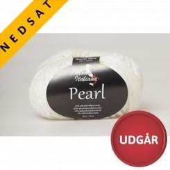 Pearl 01 Råhvid