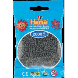 Hama Mini nr. 71 Mørk grå