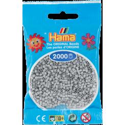Hama Mini nr. 70 Lys grå
