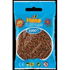 Hama Mini nr. 76 Mørk brun