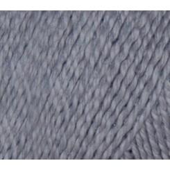 Papyrs 16 Grå/Blå meleret